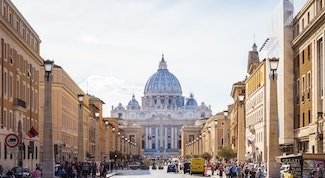 Tour autoguiado en Roma