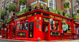 self-guided tour of dublin