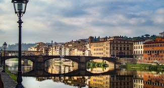 florence self-guided tour