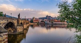 Itinerario a piedi Praga