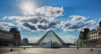 Tour autoguidato di Parigi
