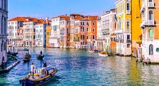 itinerario a piedi Venezia